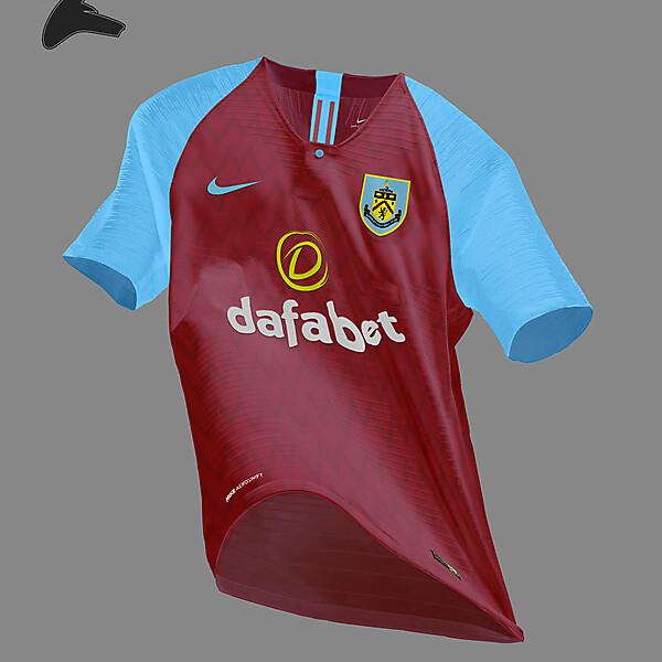 Burnley Nike home concept