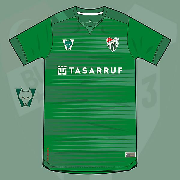 Bursaspor away concept