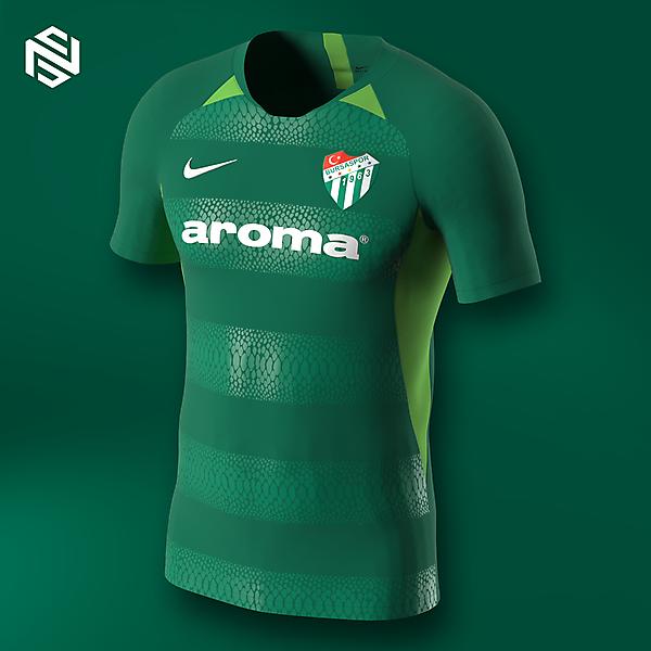 Bursaspor Home x Nike Legend