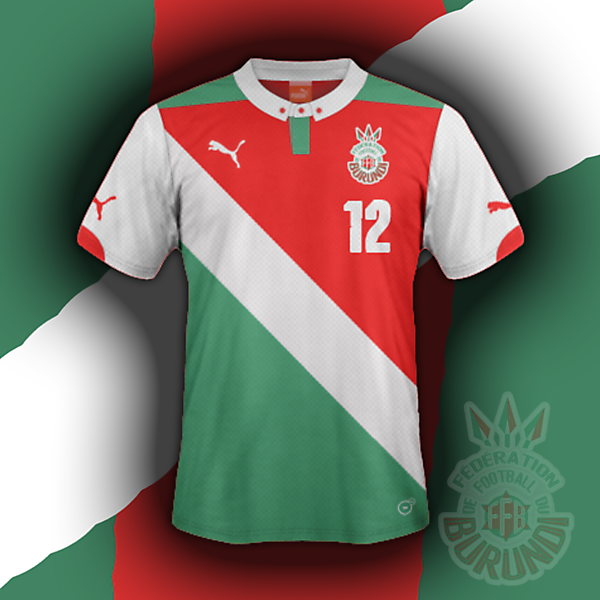 Burundi home (based on my crest redesign for CRCW)
