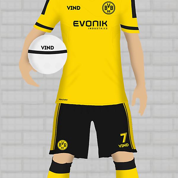 Borussia Dortmund Home