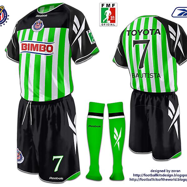 C.D. Guadalajara fantasy third