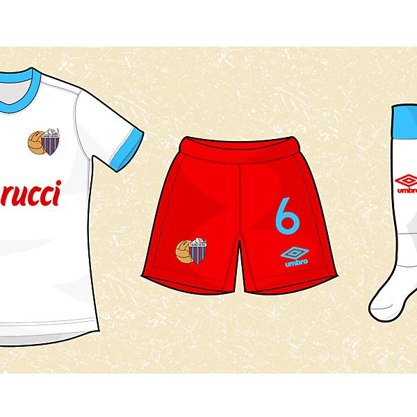 Calcio Catania Away + New Template.