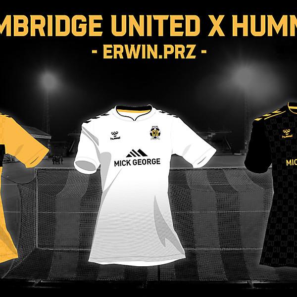 Cambridge United x Hummel by erwin.prz