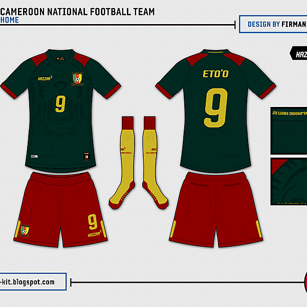 Cameroon Home