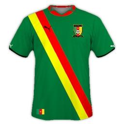 Cameroun 2013 Kit Idea by Gordon 60