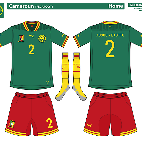 Cameroun WC Comp