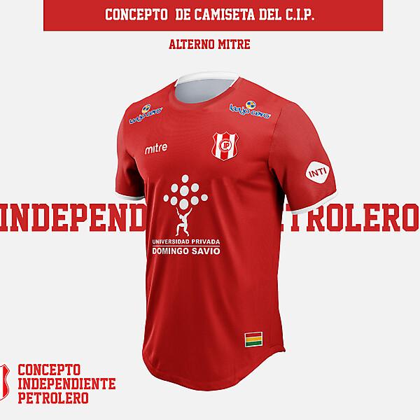 Camiseta Independiente Petrolero - Concepto Alterno