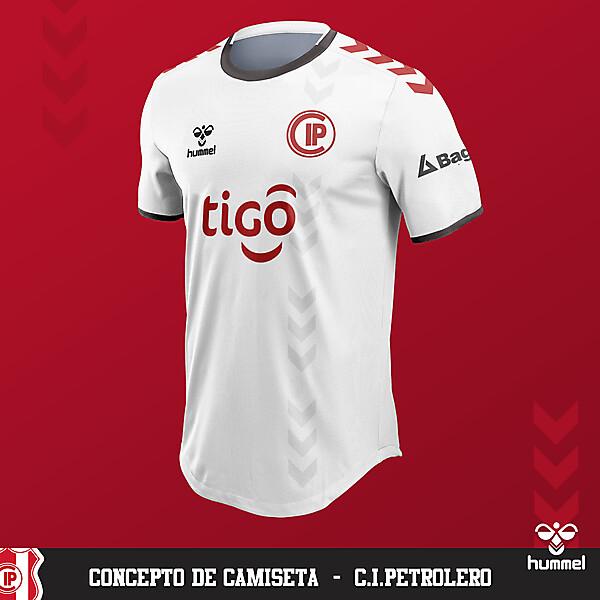 Camiseta Independiente Petrolero - Concepto  Hummel