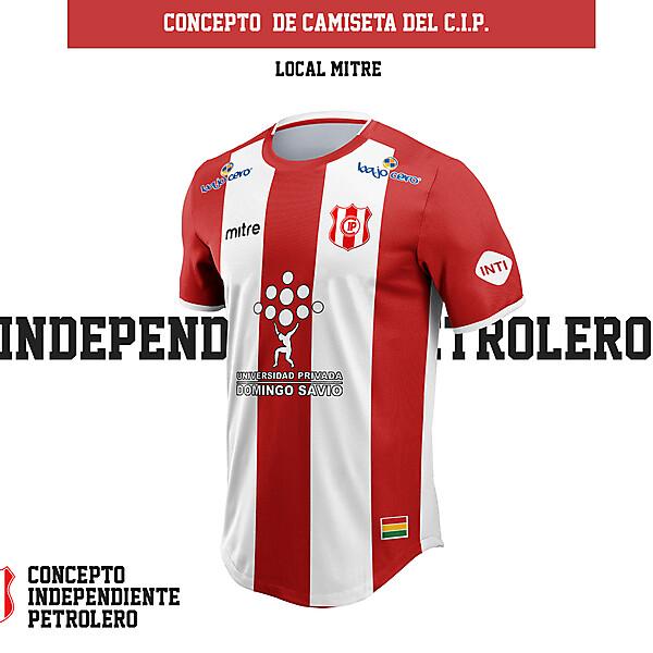 Camiseta Independiente Petrolero - Concepto Local