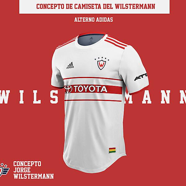 Camiseta Jorge Wilstermann - Concepto Alterno