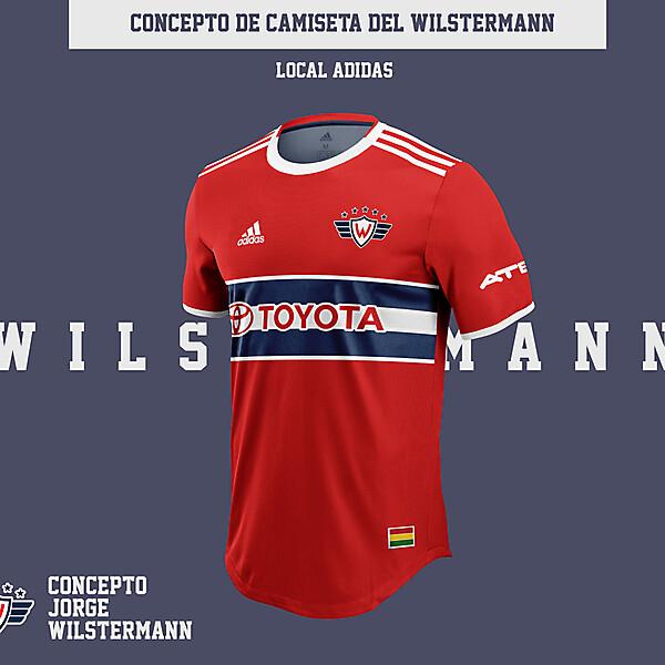 Camiseta Jorge Wilstermann - Concepto Local