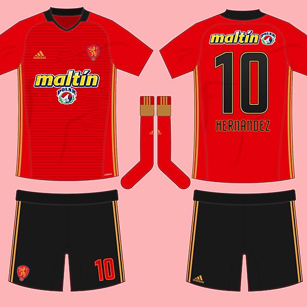 Caracas FC Home Kit