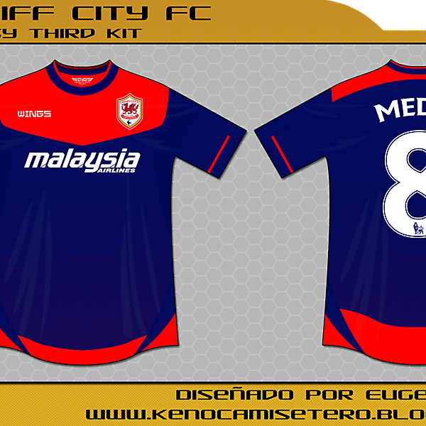 Cardiff FC Third
