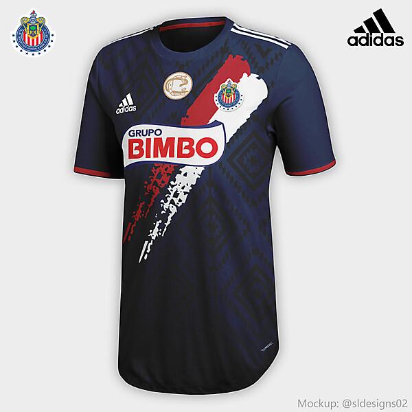 CD Guadalajara - Away