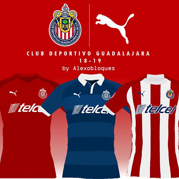 CD Guadalajara (Chivas) 18-19