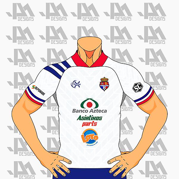 C.D. Real Juventud (Honduras) Concept Kit
