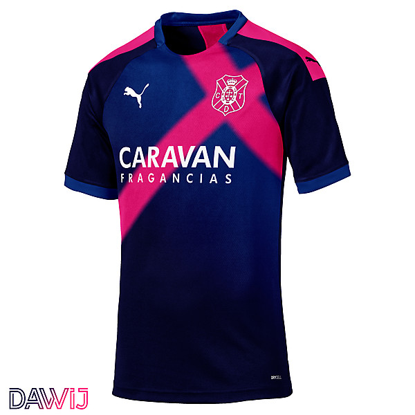 CD Tenerife - Away Kit