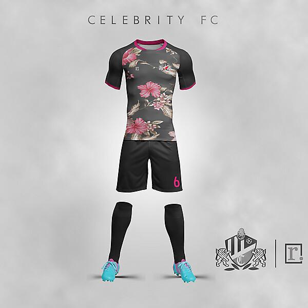 CELEBRITY FOOTBALL CLUB