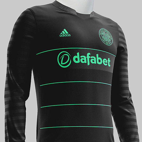 Celtic Away 2020