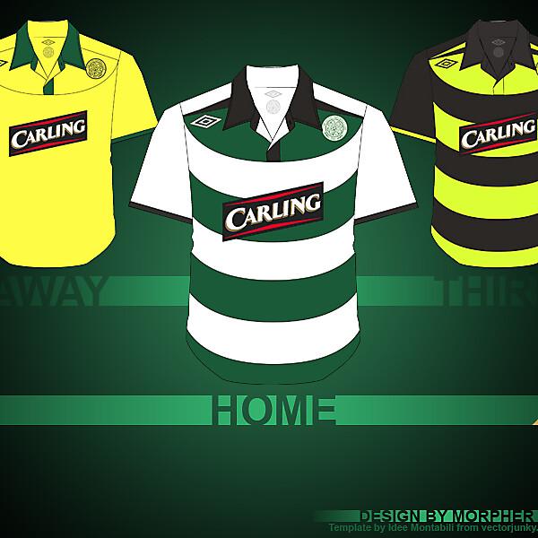 Celtic FC Fantasy Set