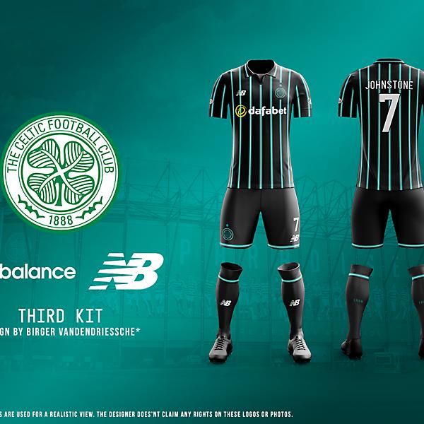 Celtic FC - Fantasy Football Kit (THIRD)