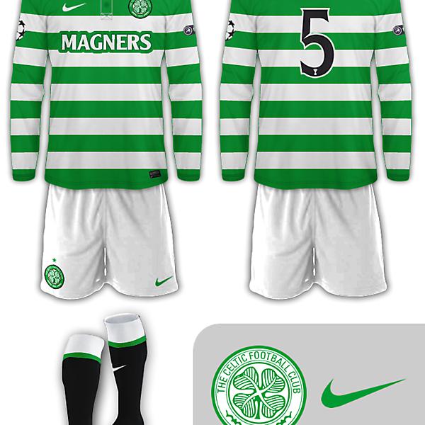 Celtic FC - Home