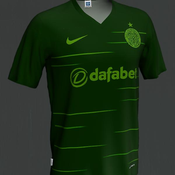 Celtic FC away