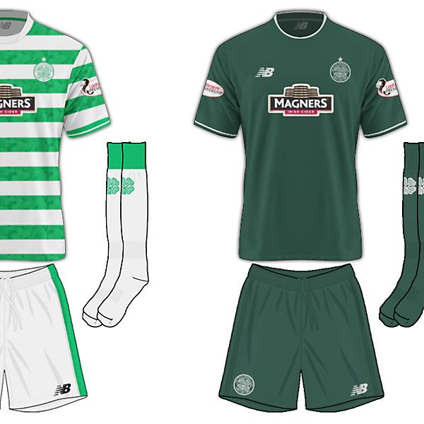 Celtic FC New Balance