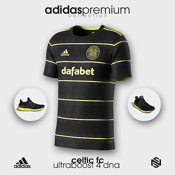 celtic fc x adidas x ultraboost 4 dna :: adidas premium collection