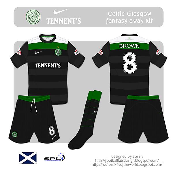 Celtic Glasgow fantasy away