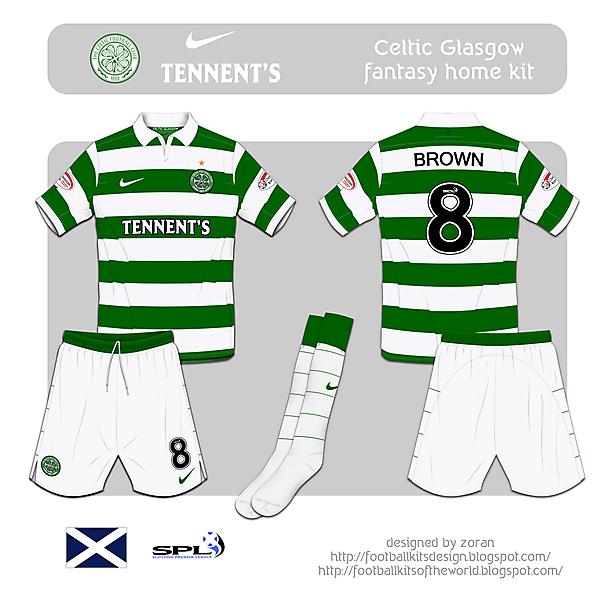 Celtic Glasgow fantasy home