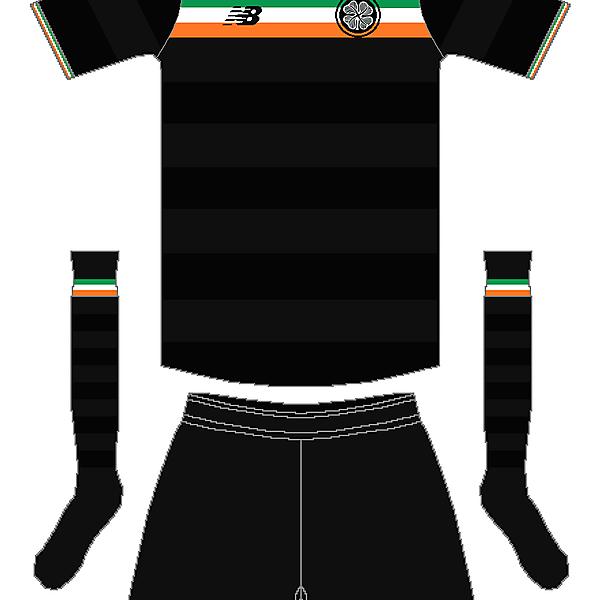 Celtic NB Away Kit