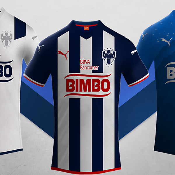 Cf Monterrey Puma kits