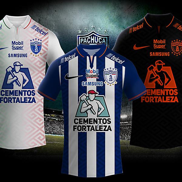 Cf Pachuca Kits