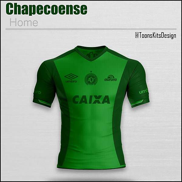 Chapecoense Home