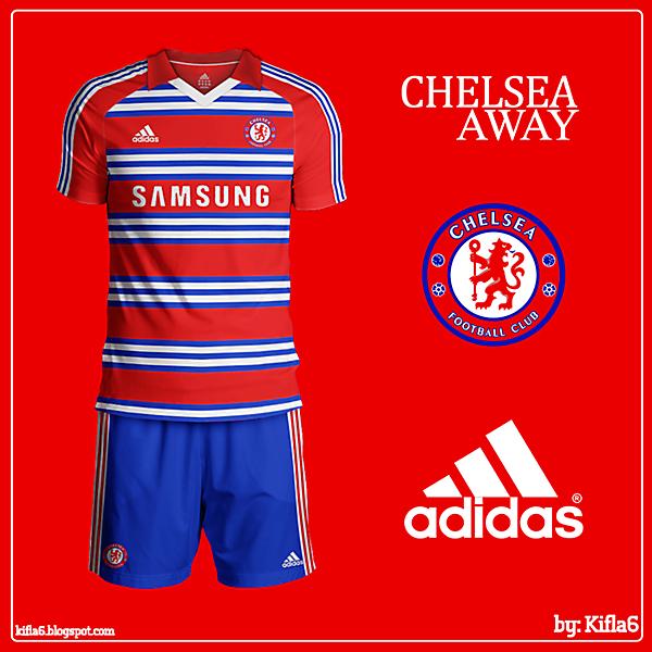 Chelsea fantasy away