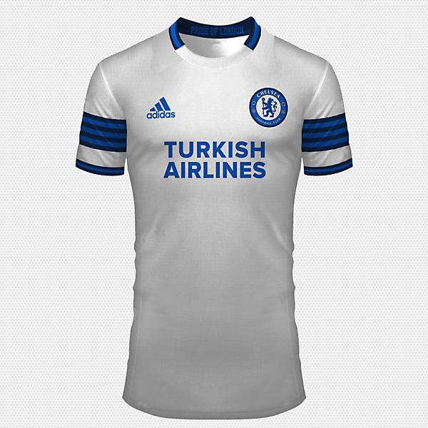 Chelsea 15-16 Away