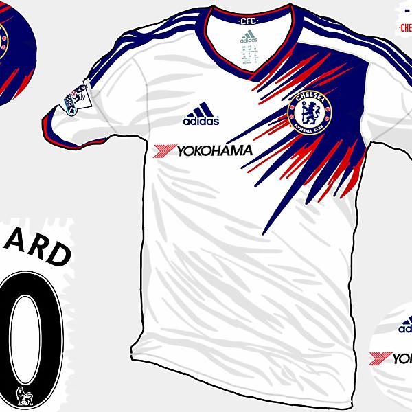 Chelsea 15-16 Away Shirt.