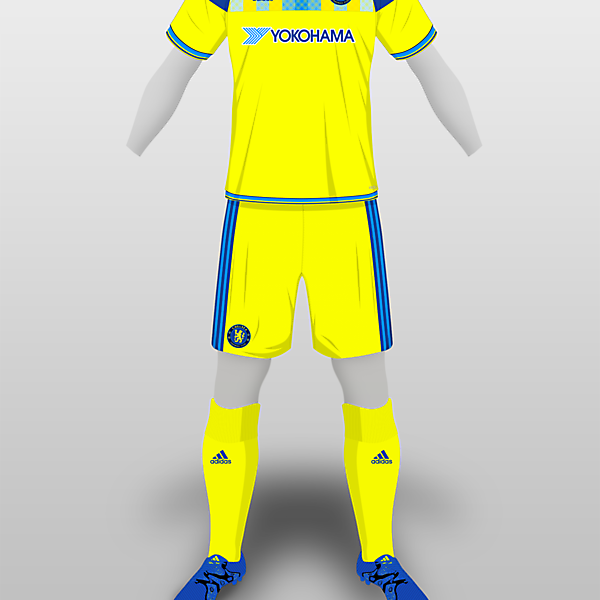 Chelsea Adidas