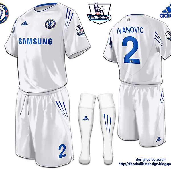 Chelsea F.C. fantasy away