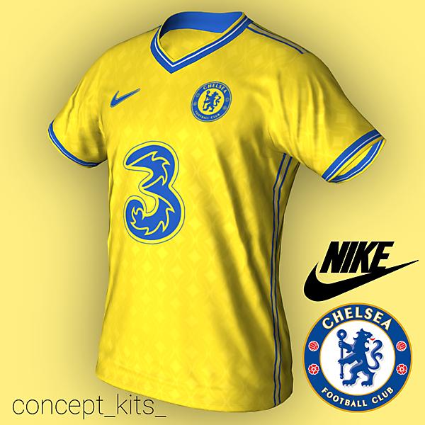 Chelsea away