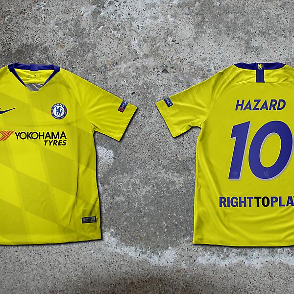 Chelsea Away Concept Kit
