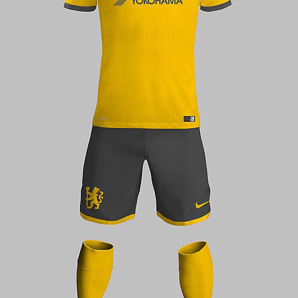 Chelsea Away x Nike