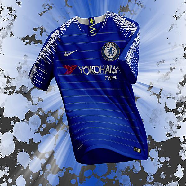 Chelsea FC home nike