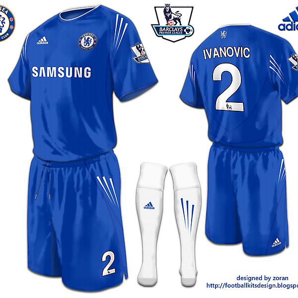 Chelsea F.C. fantasy home