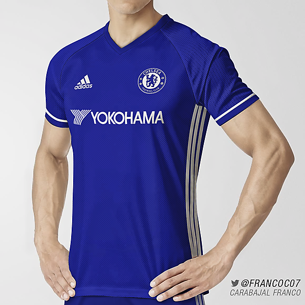 CHELSEA HOME (Concept 16/17)