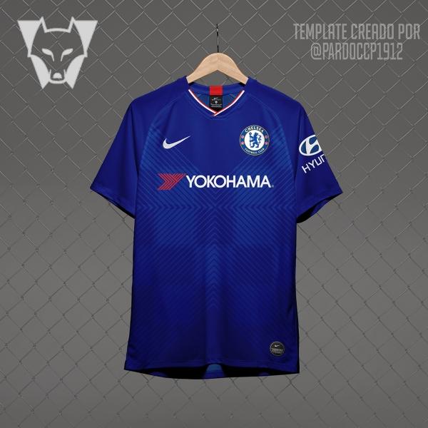 Chelsea home concept 2019-20