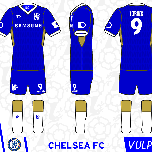 Chelsea Home Kit
