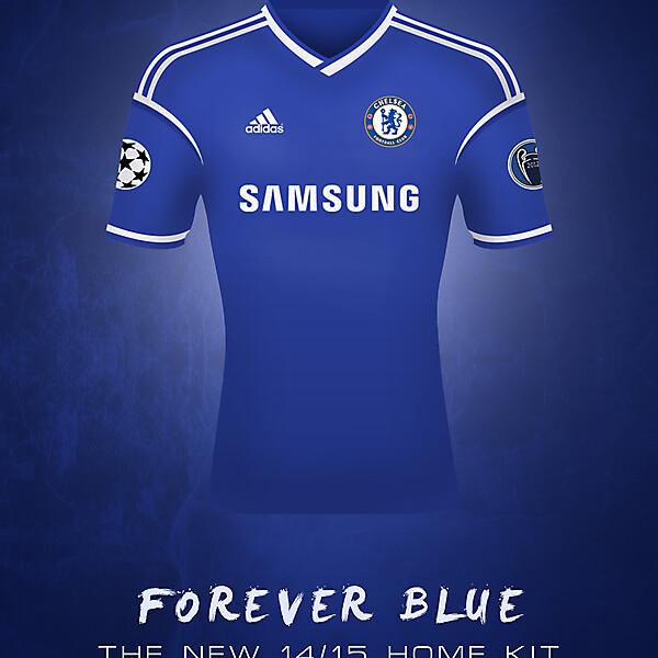 Chelsea Home Kit 14/15